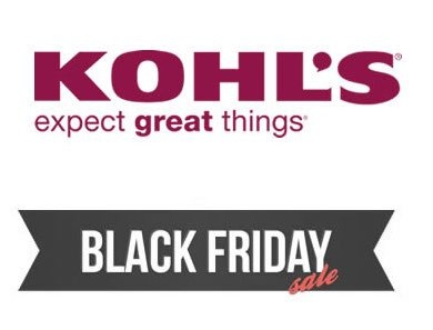 Kolhs Black Friday Deals